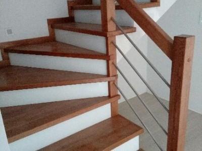 zawijane schody